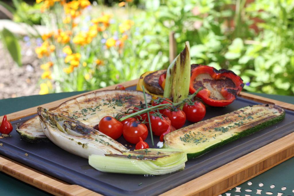 Grillade de légumes
